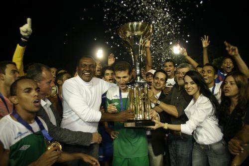 Campeão da Copa Governador do Estado de 2012, o ECPP é o único do interior baiano na Copa do Brasil