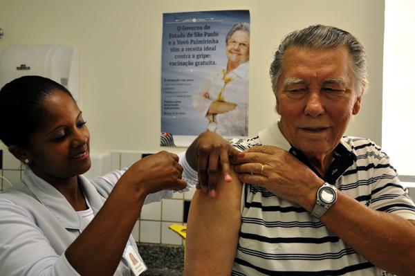 Vacinação gripe