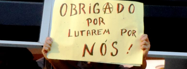 Vitória da Conquista também #VaiPraRua