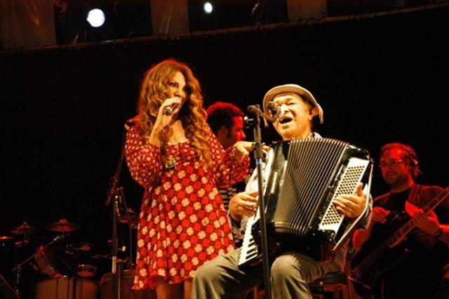 Em 2011, Dominguinhos se apresentou em Jequié e foi o grande homenageado