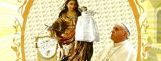 Igreja católica realiza festa da padroeira de Conquista