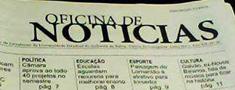 Curso de jornalismo lança nova edição do Oficina de Notícias