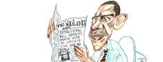 'Eu já sabia', diz Obama sobre a saída de Bell do Chiclete com Banana