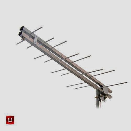 ANTENA UHF DIGITAL HD ELDTEC – MODELO EU-14 – GANHO 20 dBi