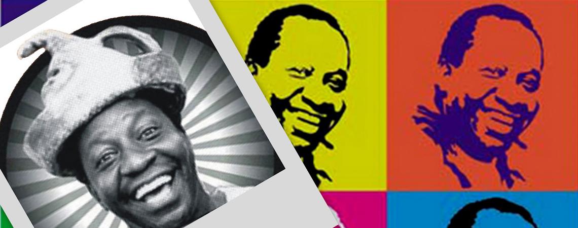 Cacildis! Lançada biografia do Mussum