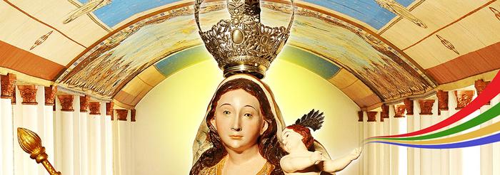 Católicos celebram padroeira de Conquista