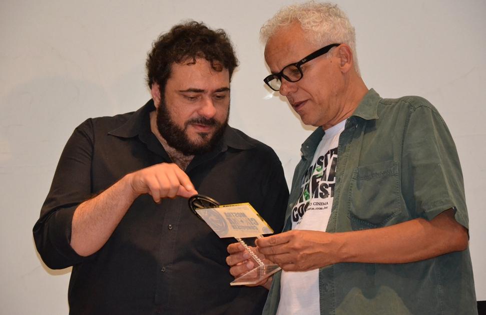 João Sampaio (de preto), que morreu em maio, será um dos homenageados na Mostra de 2014