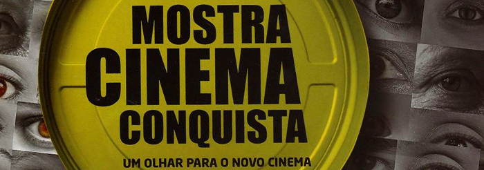 Décima Mostra Cinema Conquista acontece em outubro