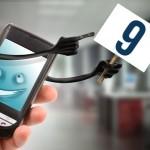 A partir de 11/10, celulares baianos terão nono dígito