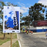 Exposição a céu aberto homenageia Vitória da Conquista