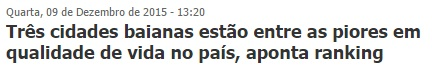 Bahia Notícias