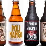 Tupiniquim coloca 4 cervejas entre as 10 brasileiras mais bem avaliadas