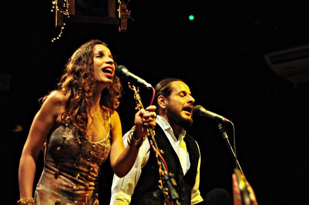 Alexandrina e Euri - Foto de João Neto