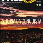 Capa da revista: Vitória da Conquista na Pass