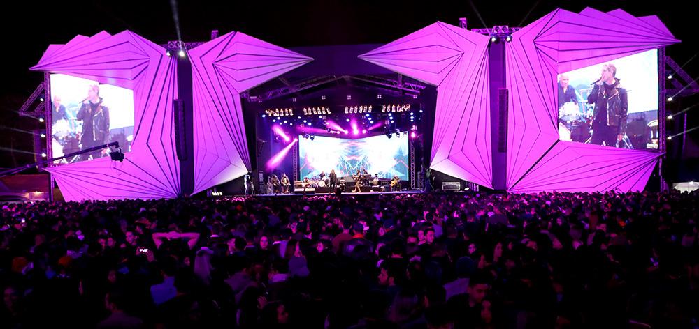 Festival é mais que palco principal