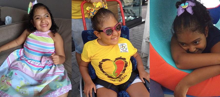 Conheça a história de Gabriela Vitória e ajude!